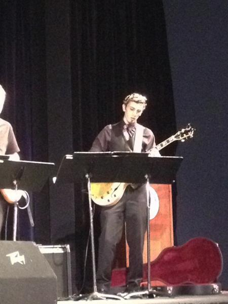 SWU Jazz Ensemble Performance