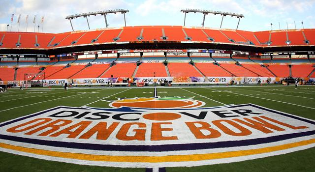 The+empty+field+is+set+for+the+2013+Orange+Bowl.