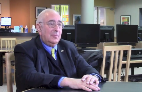 Ben Stein sits down with the Athenian.