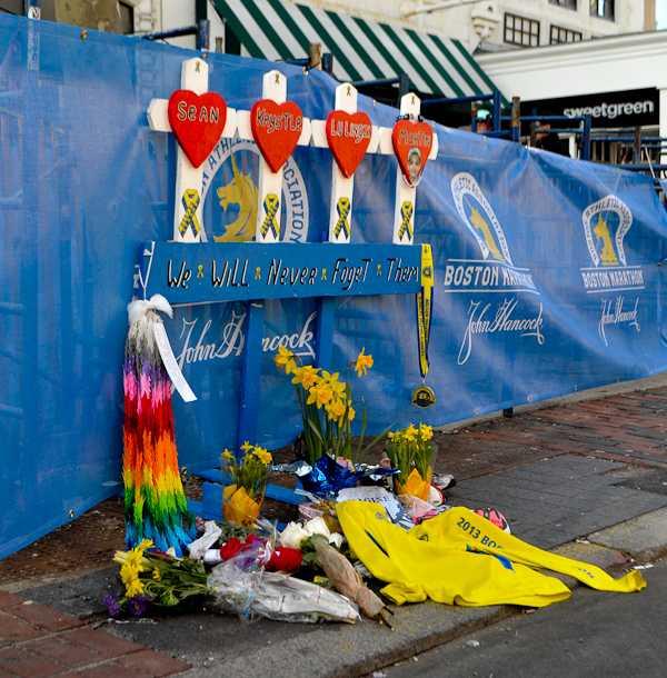 Boston Marathon 2014: A Personal Encounter