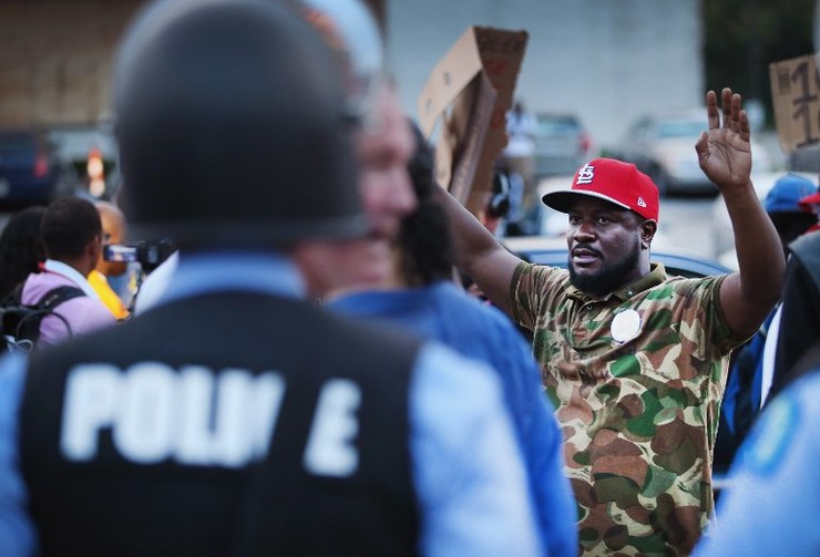 Shooting Shows America Racial Prejudice In Ferguson