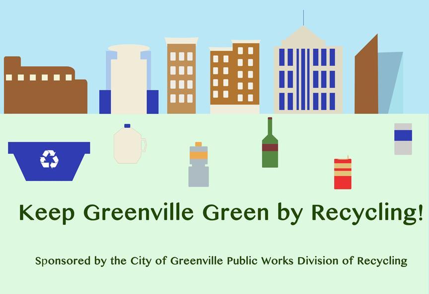 Miranda Renzi Wins Greenville Earth Day Poster Contest