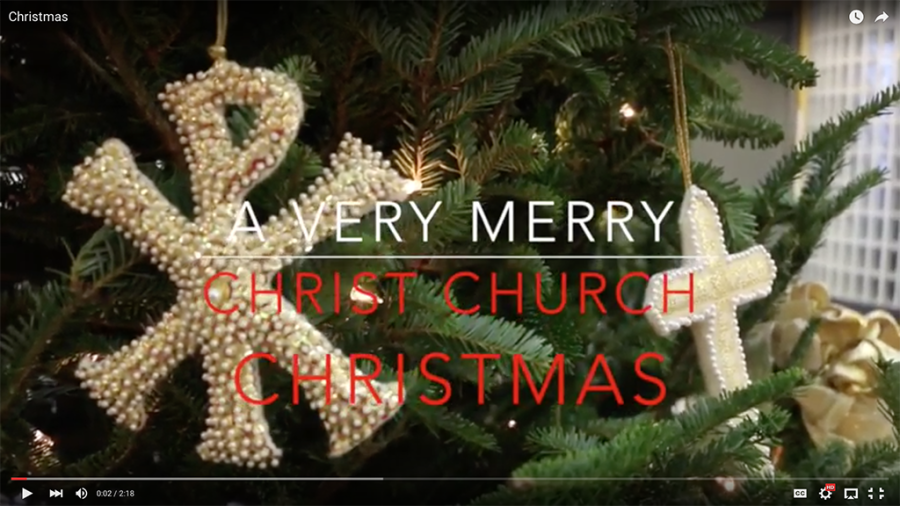 Christ+Church+students+are+excited+for+Christmas+and+the+holiday+break.