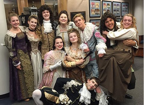 The Learned Ladies: Fall Drama 2015