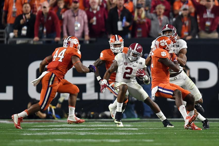 Clemson Falls in National Title Game