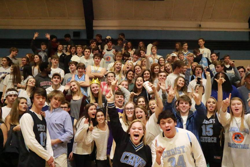 Both the girls and boys teams defeated St. Joseph's last Friday (Schuyler O'Brien/Staff Photo).