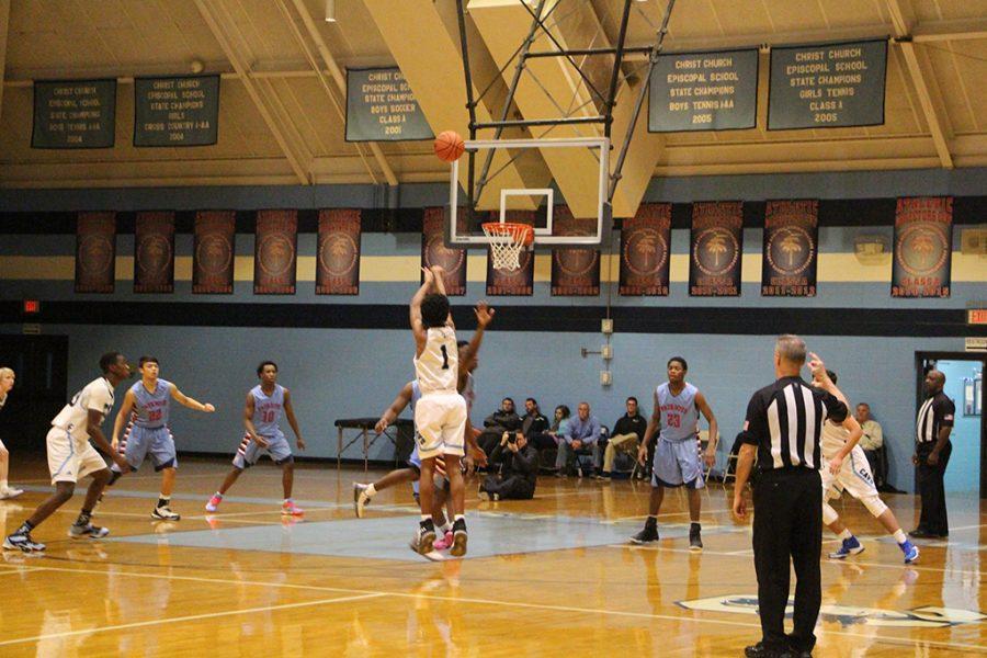 CCES Basketball vs. JL Mann