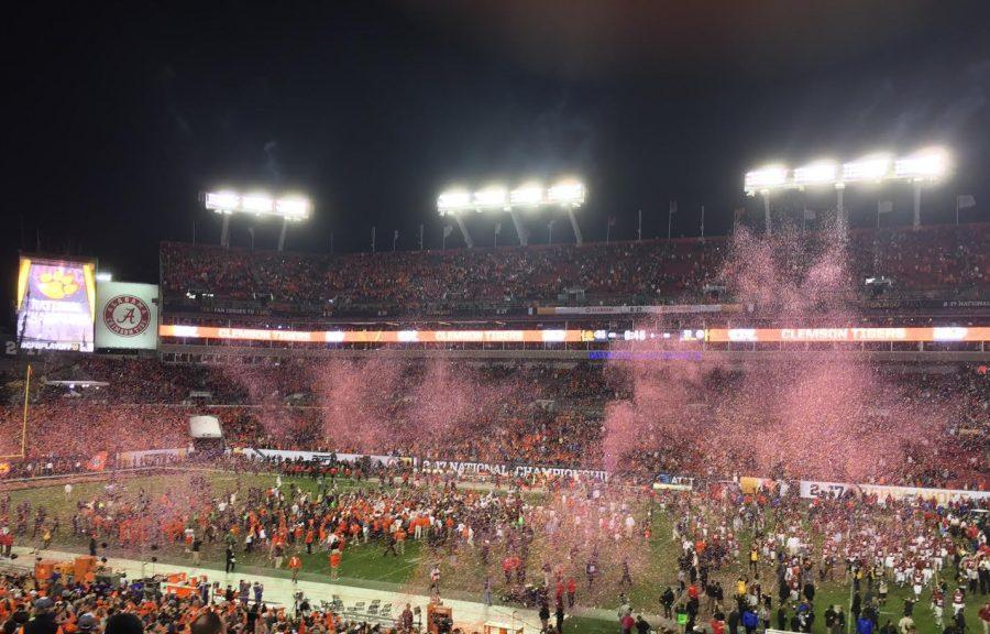 The National Championship Game: An Unforgettable Experience