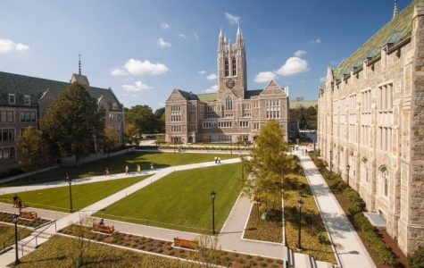 College of the Month: Boston College