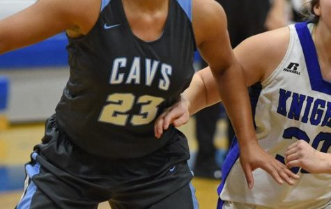 Two Lady Cavaliers Named to All-State
