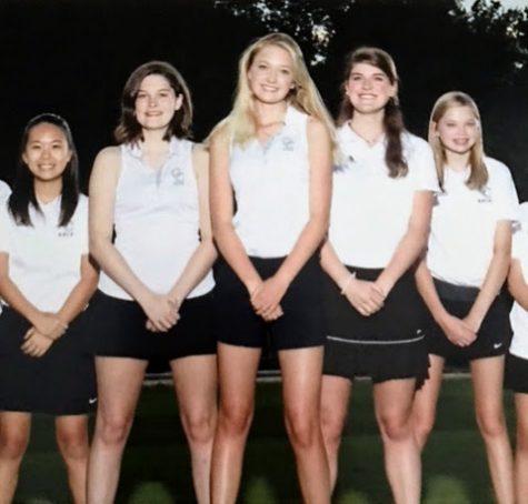 CCES Golf Team Captain Gives Back