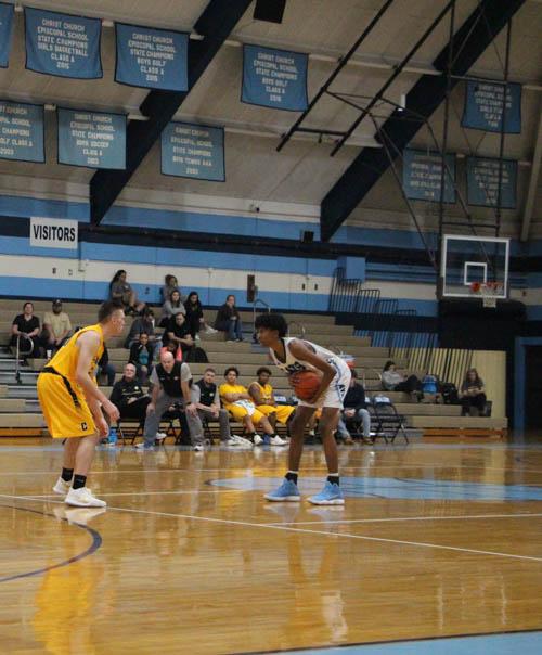 Basketball vs. Chesnee 2/8/18