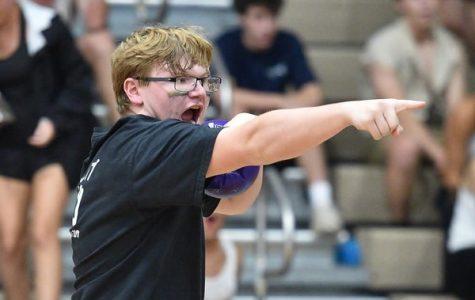 Dodge, Duck, Dip, Dive, Dodge: Dodgeball Kicks Off Homecoming Week