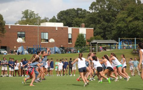 CCES News- Powderpuff Game
