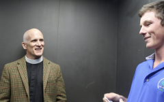 CCES Awkward Elevator Interviews: 2018 Volume I – Father Wallace