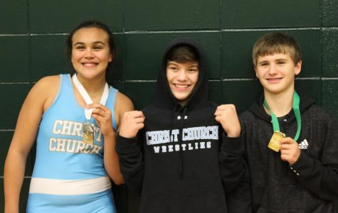 Cavs Wrestling Shows Out At Raider Rumble