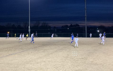 Boys Soccer Falls to St. Joe's