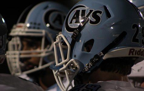 Football Team Looks To Bring Signature Physicality Against Carolina