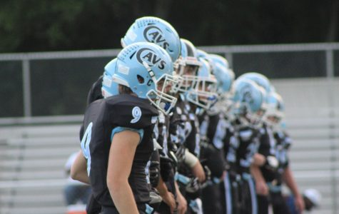Varsity Football Picks Up Win over Carolina (Photos)