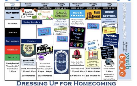A Guide to 2019 Homecoming