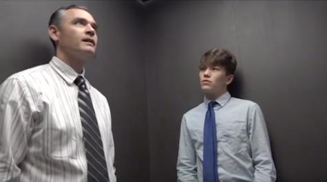 Awkward Elevator Interview: Mr. Wilkie