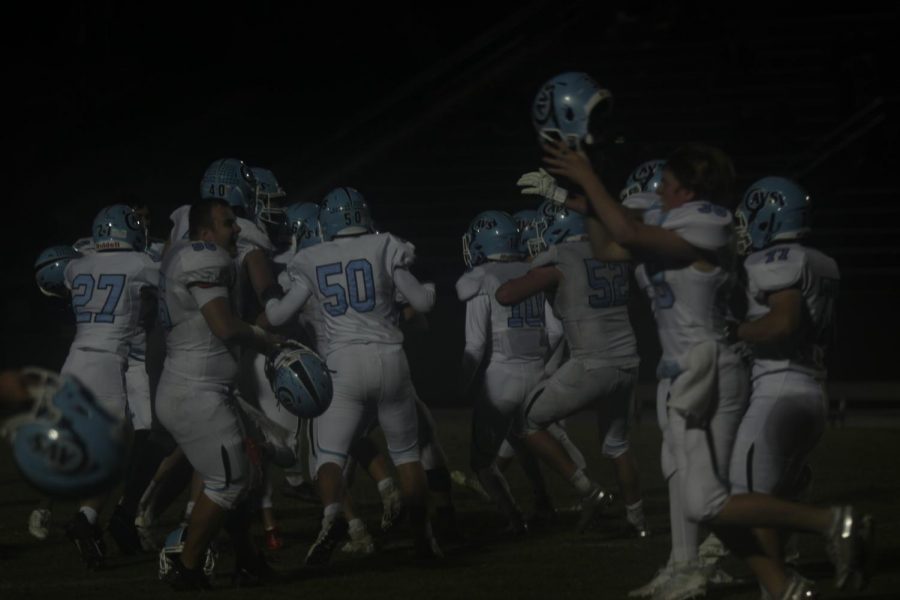 Varsity Football Brings Home Win vs Landrum (Photos)