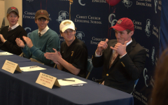 Four GOATs Commit to College Athletics