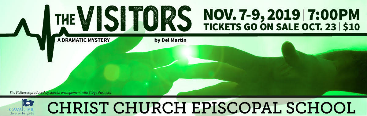 The CCES production of The Vistitors earns rave reviews.