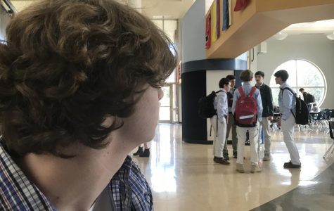 Empty Lunch Tables and Social Anxiety in High Schools