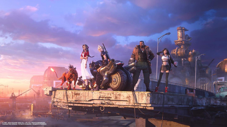 Final Fantasy VII Remake - A Denial of Destiny