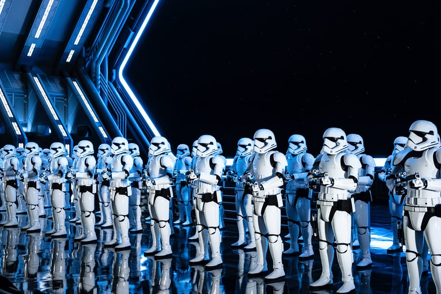 The Cavaliers Definitive Ranking of Every Star Wars Movie