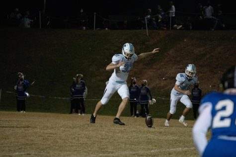 Max Morgan interview: Cavs kicker moves on to the next level