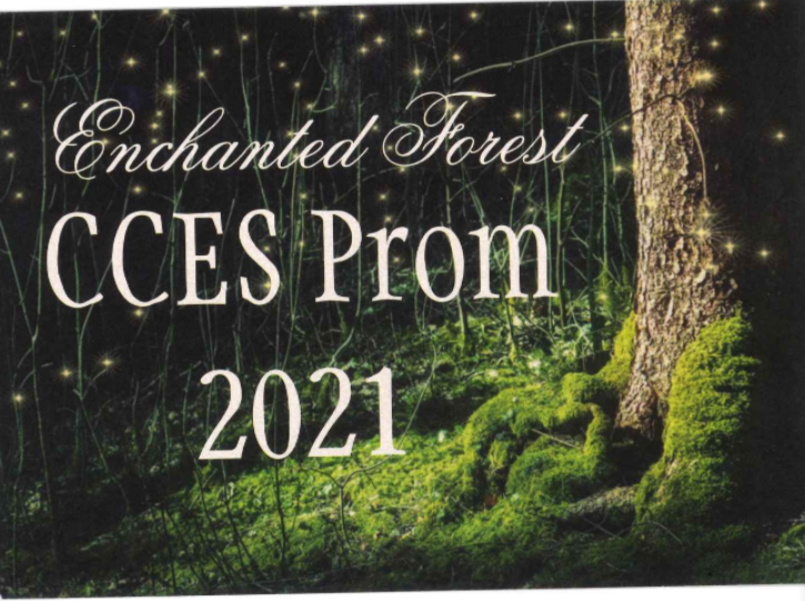 2021 CCES Prom: Yes, It Really Happened