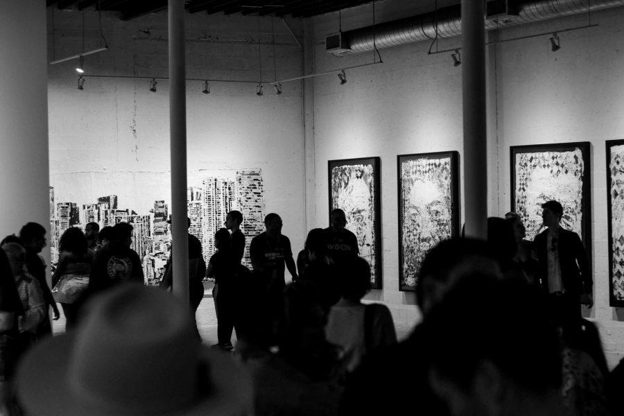 AP Art Show: Inspirations of the Inspiring