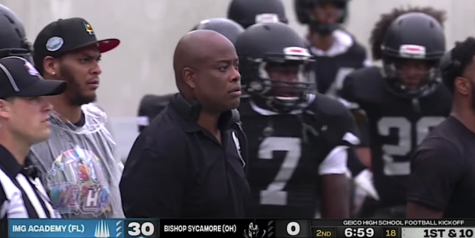 How a Fake High School Played a Football Game on ESPN